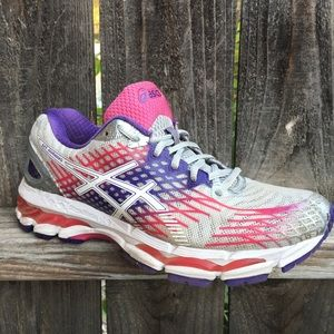Asics Gel Nimbus Womens Running shoes 8 sneakers